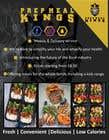 Graphic Design Συμμετοχή Διαγωνισμού #19 για Prep Meals Flyer