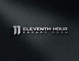 #412 for Design a logo for Eleventh Hour Escape Rooms by Curp
