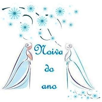Конкурсная заявка №86 для Logo Design for Noiva do ano (Bride of the year)