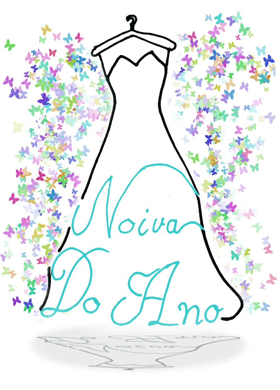 #206 for Logo Design for Noiva do ano (Bride of the year) by rambosheep