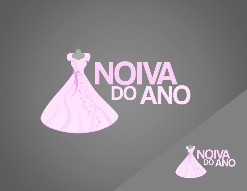 Contest Entry #154 for Logo Design for Noiva do ano (Bride of the year)
