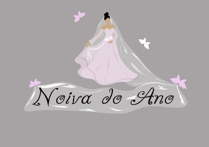 Contest Entry #                                        114                                      for                                         Logo Design for Noiva do ano (Bride of the year)