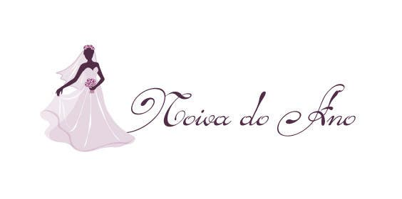 Contest Entry #                                        36                                      for                                         Logo Design for Noiva do ano (Bride of the year)