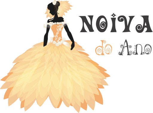 Contest Entry #158 for Logo Design for Noiva do ano (Bride of the year)