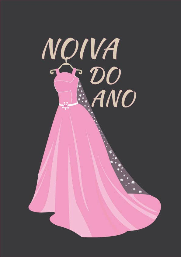 Contest Entry #139 for Logo Design for Noiva do ano (Bride of the year)
