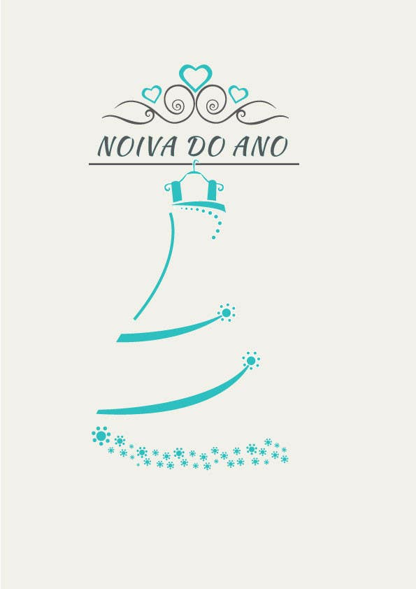 Конкурсная заявка №205 для Logo Design for Noiva do ano (Bride of the year)