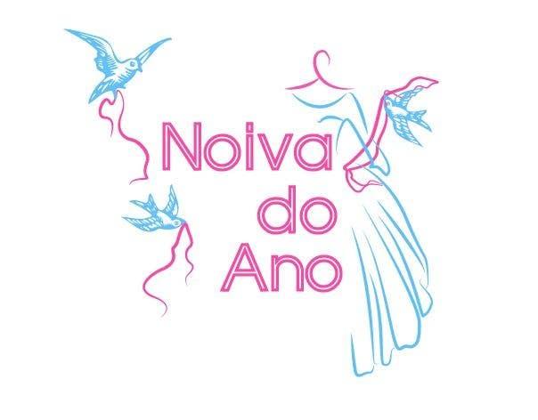 Конкурсная заявка №128 для Logo Design for Noiva do ano (Bride of the year)
