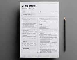 #91 untuk CV Ken Lambert oleh smileless33