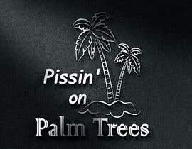 "#14 for Create ""Pissin' on Palm Trees"" Dog Shirt design by prince2rayan1993"