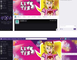 #24 สำหรับ Twitch Channel Re-Design โดย eliartdesigns