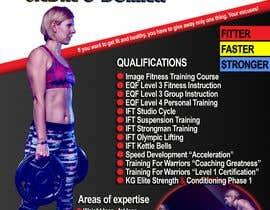 #20 cho Fitness Trainer Poster bởi emastojanovska