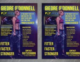 #28 cho Fitness Trainer Poster bởi gkhaus