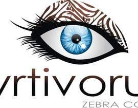 #161 untuk Logo Design for Snyrtivorur.is (and Zebra Cosmetique) oleh cioncabogdan