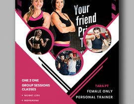 nº 2 pour Design a Flyer for a Personal Trainer par snusrat