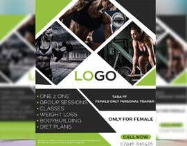 nº 10 pour Design a Flyer for a Personal Trainer par ahaddipu