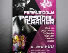 nº 9 pour Design a Flyer for a Personal Trainer par georgemx