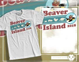 #12 for Beaver evolution t-shirt af adingph
