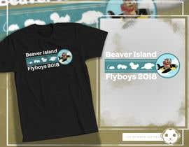 #32 for Beaver evolution t-shirt af adingph