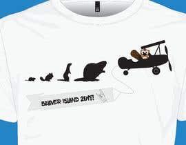 #5 for Beaver evolution t-shirt af sixsevendesign