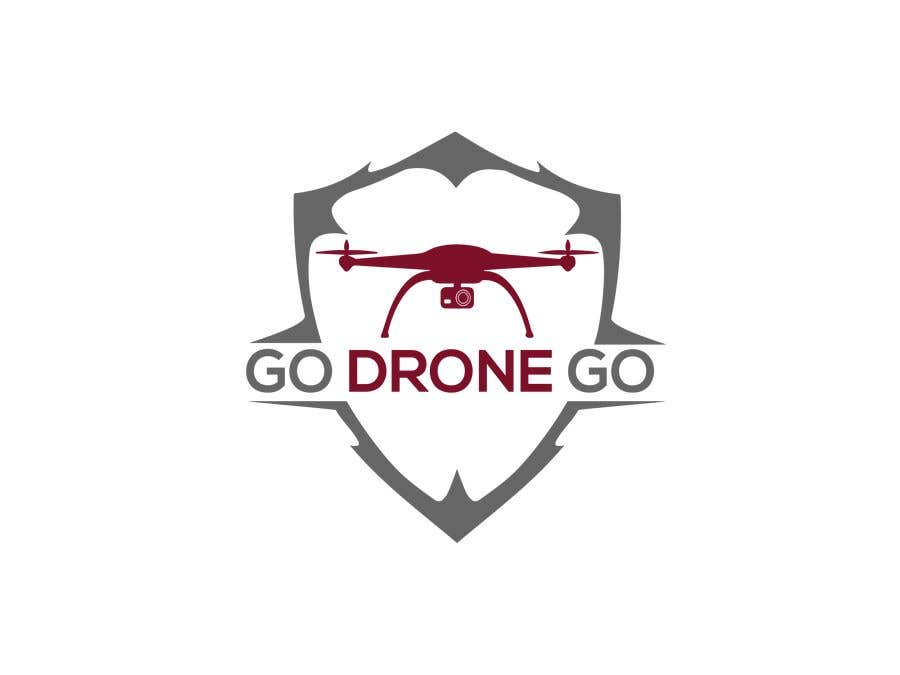 Proposition n°105 du concours Designer a logo & intro for a Drone website/Youtube Channel