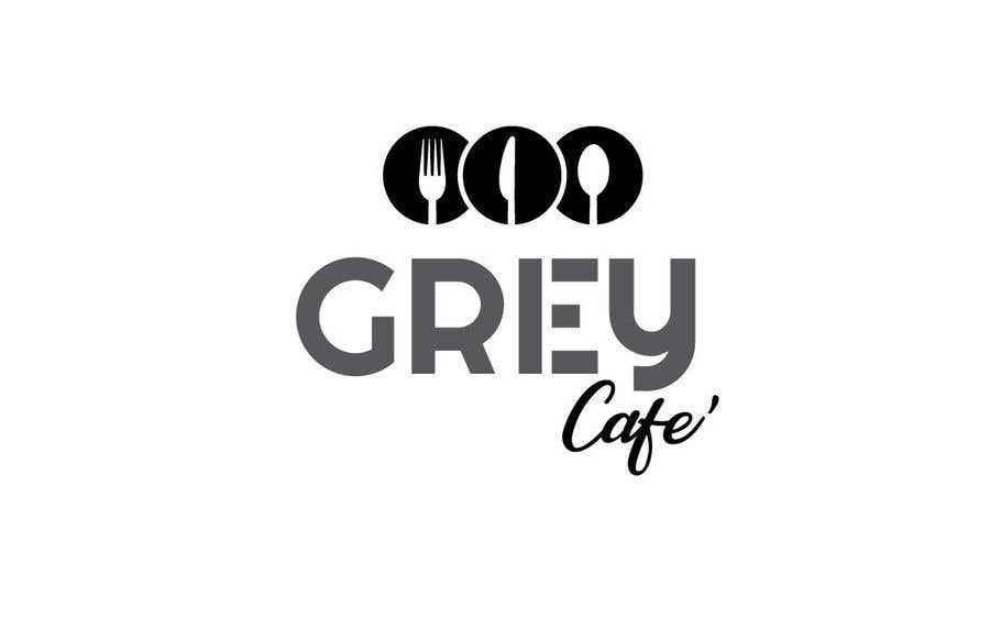 entry 31 by eastahad for logo design its called grey cafe it will