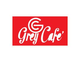 #6 for Logo design Its called Grey Cafe'. It will be selling snacks, sandwiches and sliders. The interior is concrete simple modern design.  The logo should not be circle as I am restricted to have 4mx1.4m signboard. by alamfaiyaz262