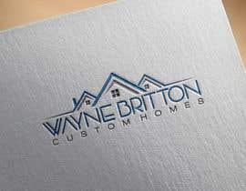 #85 for Logo for custom home builder by nazmira182