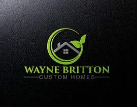 #79 for Logo for custom home builder by shahadatfarukom5