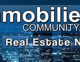 nº 4 pour Design a cool facebook timeline cover for a real estate network par titoj90