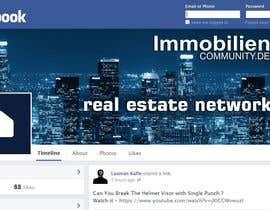 nº 15 pour Design a cool facebook timeline cover for a real estate network par satishvik2020