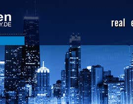 nº 10 pour Design a cool facebook timeline cover for a real estate network par majasdigital