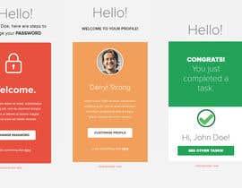 nº 7 pour Make a HTML email template par sharmavn889
