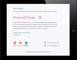 nº 15 pour Make a HTML email template par syrwebdevelopmen