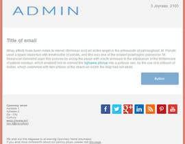 nº 3 pour Make a HTML email template par AsbhTechSolution