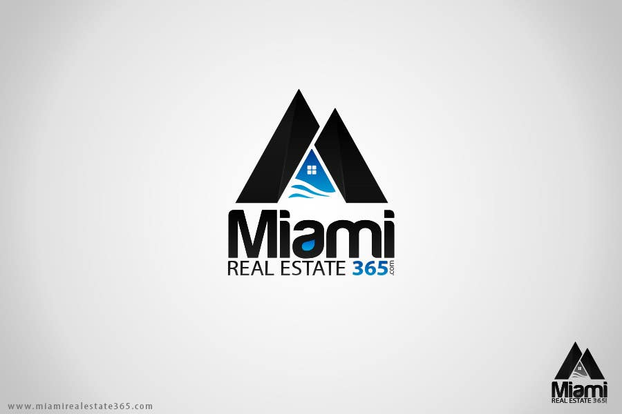 #261 for Logo Design for Miami Real Estate Website by mtuan0111