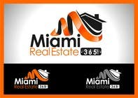 Logo Design for Miami Real Estate Website için Graphic Design259 No.lu Yarışma Girdisi