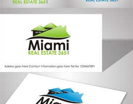 #268 pentru Logo Design for Miami Real Estate Website de către ezra66