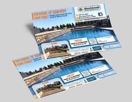 #17 for Design an advertisement for pool business 2 by Ne98am