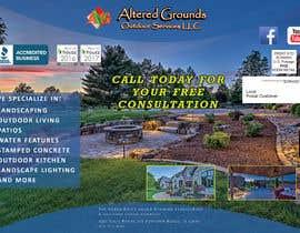 Nro 14 kilpailuun Design a print ad for landscape business 2 käyttäjältä ahsan300shaikh