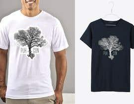 #97 untuk Texas Company T-Shirt Design of Pecan Tree oleh inplatinum