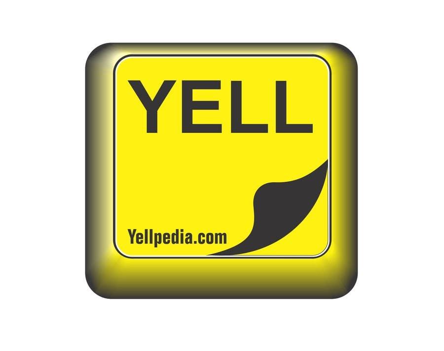 Bài tham dự cuộc thi #                                        43                                      cho                                         Logo Design for Yellpedia.com