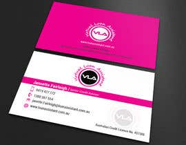 #103 for Logo kit  for ViRtual Loan Assistant - Logo- Business card design by Monirjoy