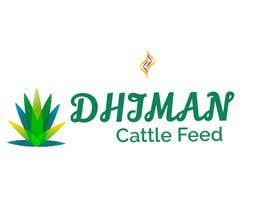 #62 untuk Design a Logo for Dhiman cattle feed with word Dhiman oleh bachan27dhiman
