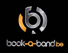 #275 cho Logo Design for book-a-band.be bởi vinayvijayan