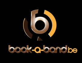 nº 312 pour Logo Design for book-a-band.be par vinayvijayan