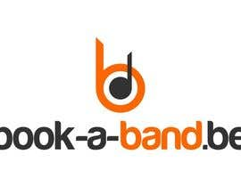 #145 cho Logo Design for book-a-band.be bởi trying2w