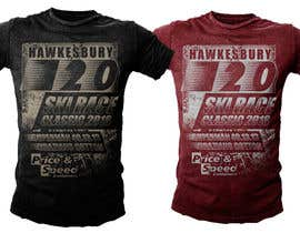 #24 для Design Merchandise T-Shirt print for Hawkesbury 120 and on going desginer від SamuelMing