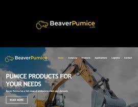 #44 for Logo Beaver Pumice - Custom beaver logo -- 3 by ArponKhanStudio
