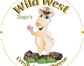 #15 สำหรับ Angies Wild West Goats Cheese. โดย yasantharuini