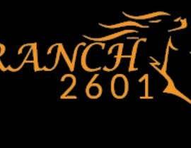 Nro 56 kilpailuun Ranch 2601 Logo Design käyttäjältä DesinerChaity